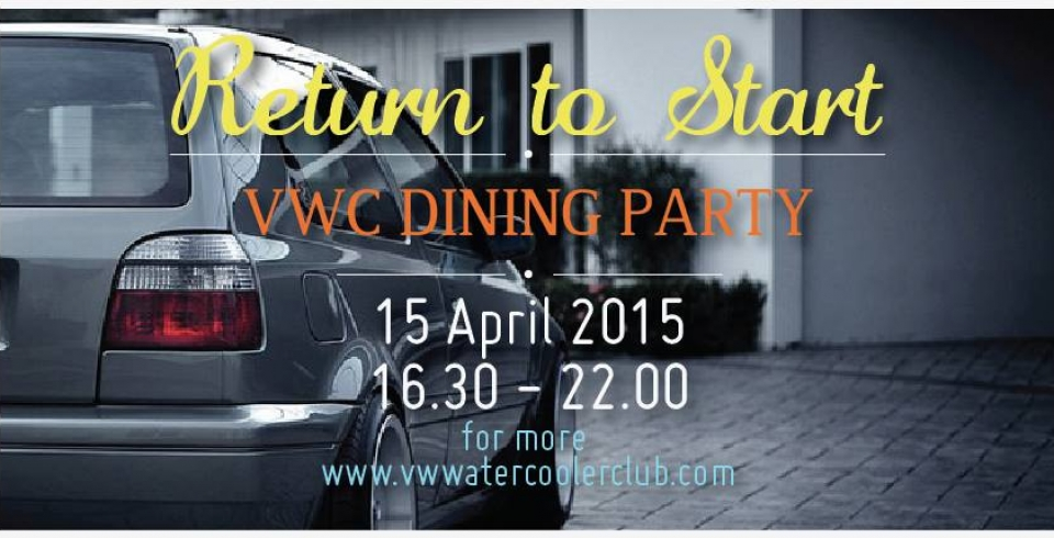 Return to Start Party